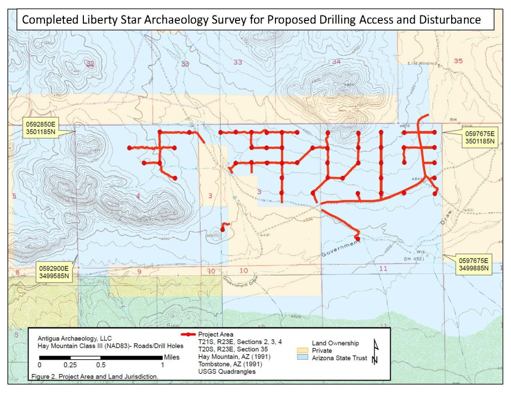REDACTEDHay Mtn Project. ASLD Drilling Plan Of Ops for 10 drill holes 10.20.2015_Page_03