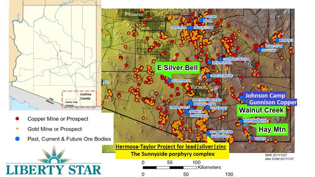 Mineral Exploration - Resource Development - Liberty Star